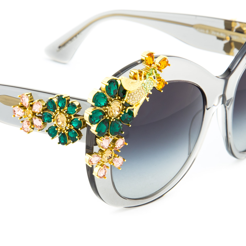 a9c94bea002e Dolce & Gabbana Sunglasses Enchanted Beauties DG 4245B 2916/8G AUTHENTIC &  RARE!