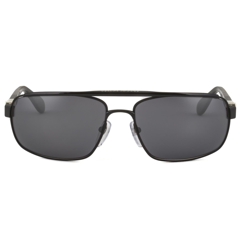 d1b7000dddd4 Chrome Hearts Penetration Sunglasses Matte Shiny Black Carbon Fiber   Grey  Lens