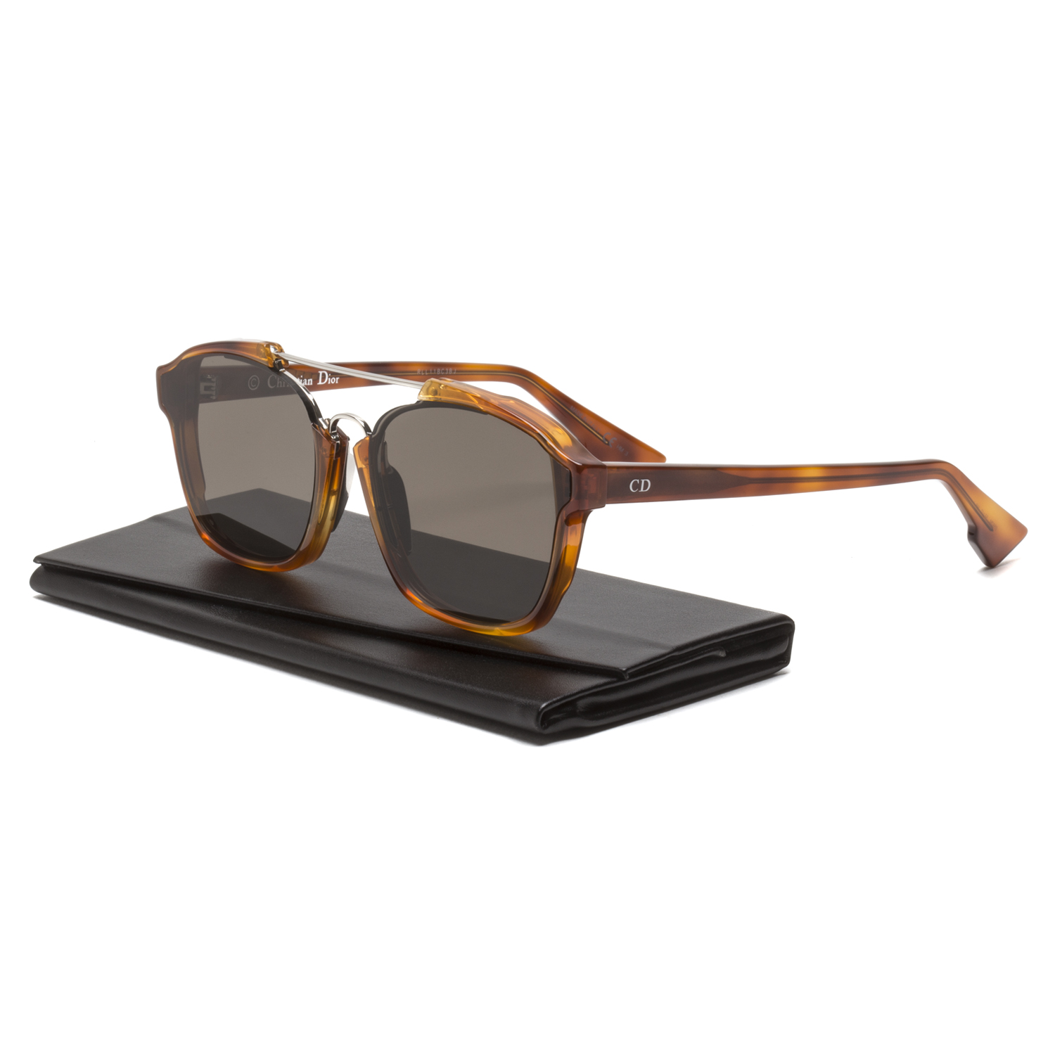 58579770b6ce Dior Abstract Sunglasses 0562M Brown Demi Blonde Frame   Brown ...
