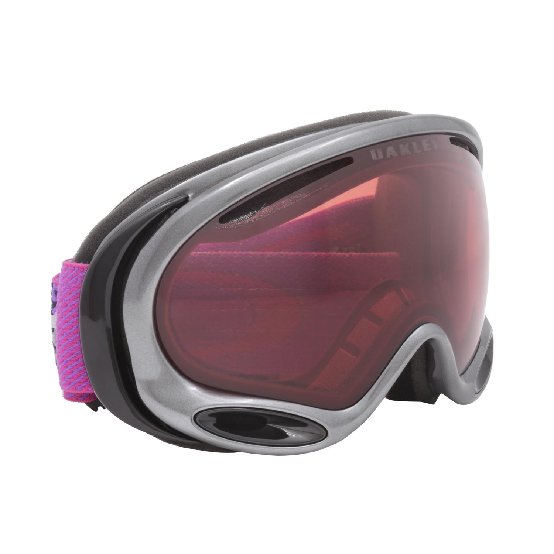 a9c36dc4d7 Oakley A Frame 2.0 Prizm Snow Goggles OO7044-63 Gi Camo Purple Pink   Prizm  Rose