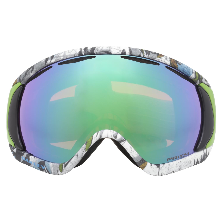 oakley snow goggles prizm  Oakley Canopy Prizm Tanner Hall Signature Series Snow Goggles ...