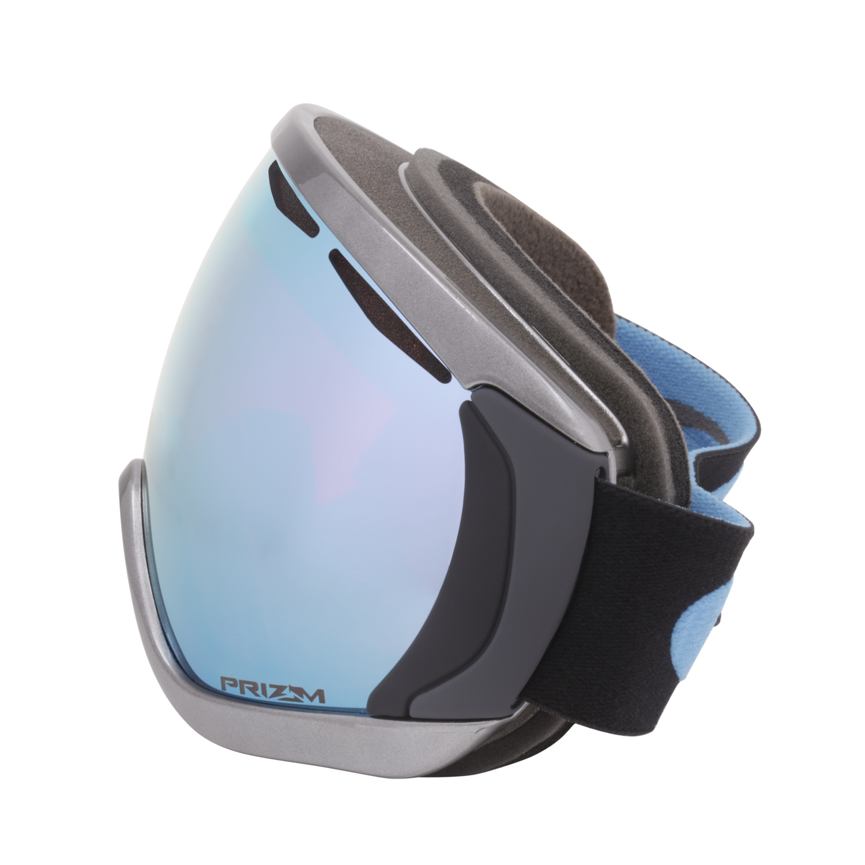 blue snowboard goggles u9ie  Oakley Canopy Aksel Lund Svindal Prizm Snow Goggles Digi Camo Sapphire Blue