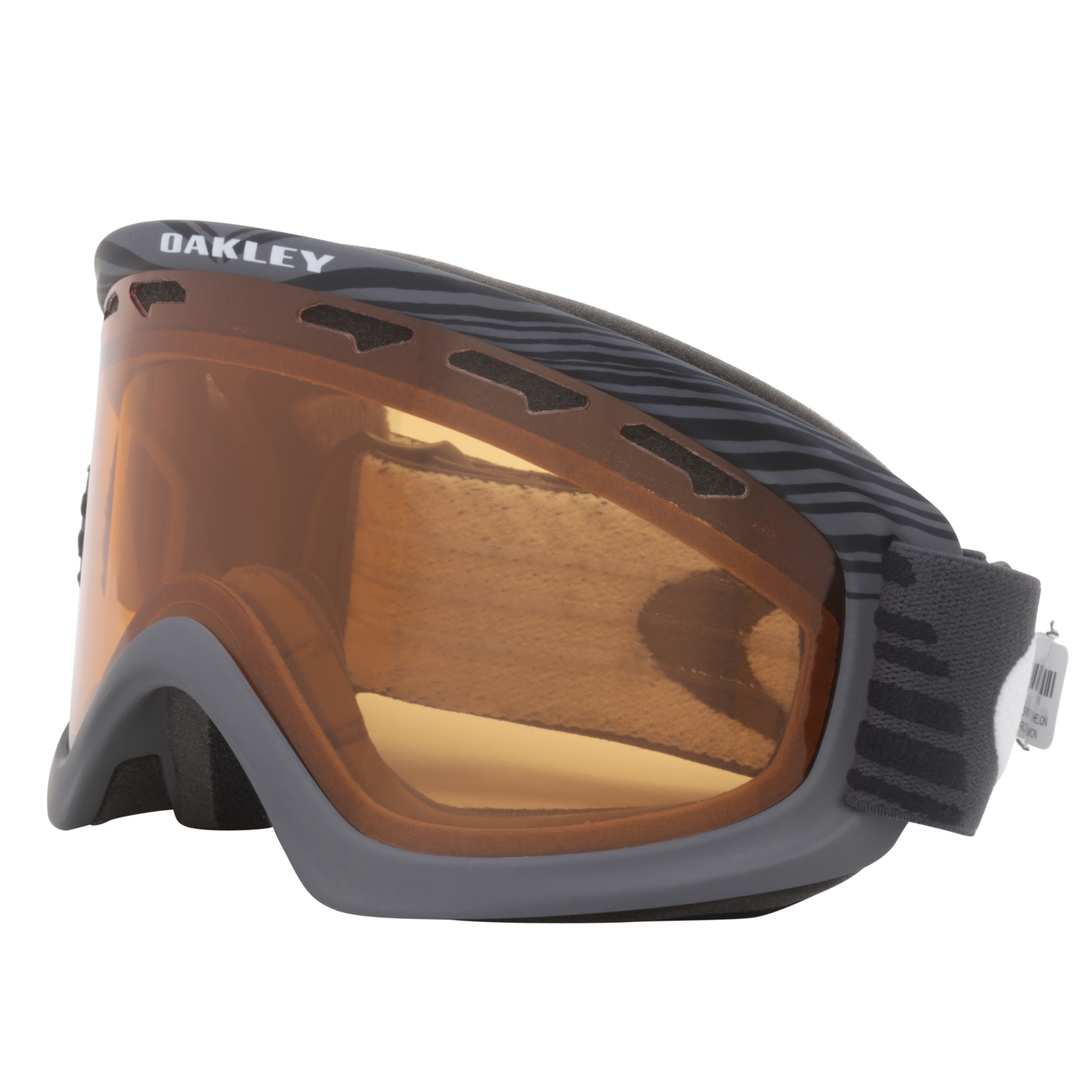 a2121d416f Details about Oakley O Frame 2.0 XS Snow Shaun White Signature Series  Goggles Jet Black