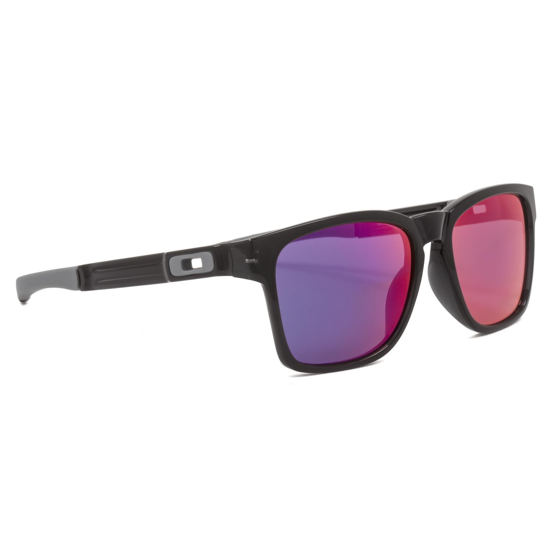 Oakley Catalyst Sonnenbrille - black ink / positive red iridium OO 9272 - 06 ezur9IiI