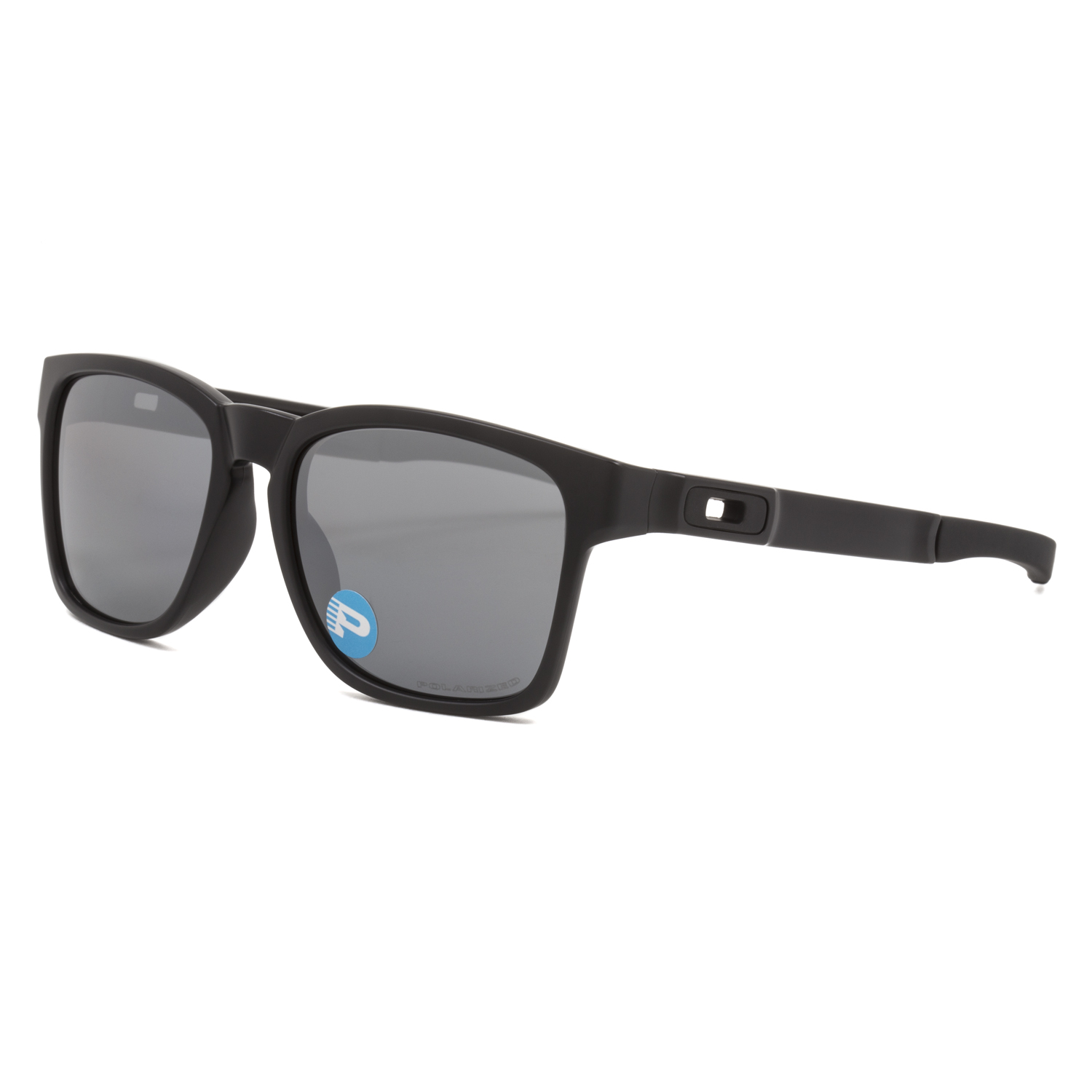 840c57cd707 Oakley Catalyst Sunglasses OO9272-09 Matte Black   Black Iridium ...