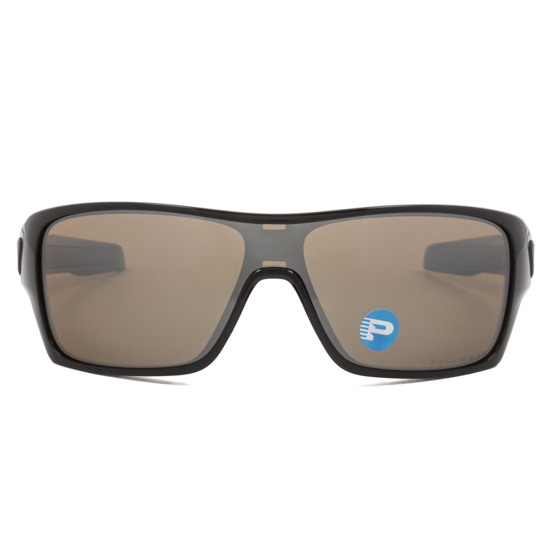 e188507a40 Oakley Polarized Turbine Sunglasses - Polished Black black Iridium ...