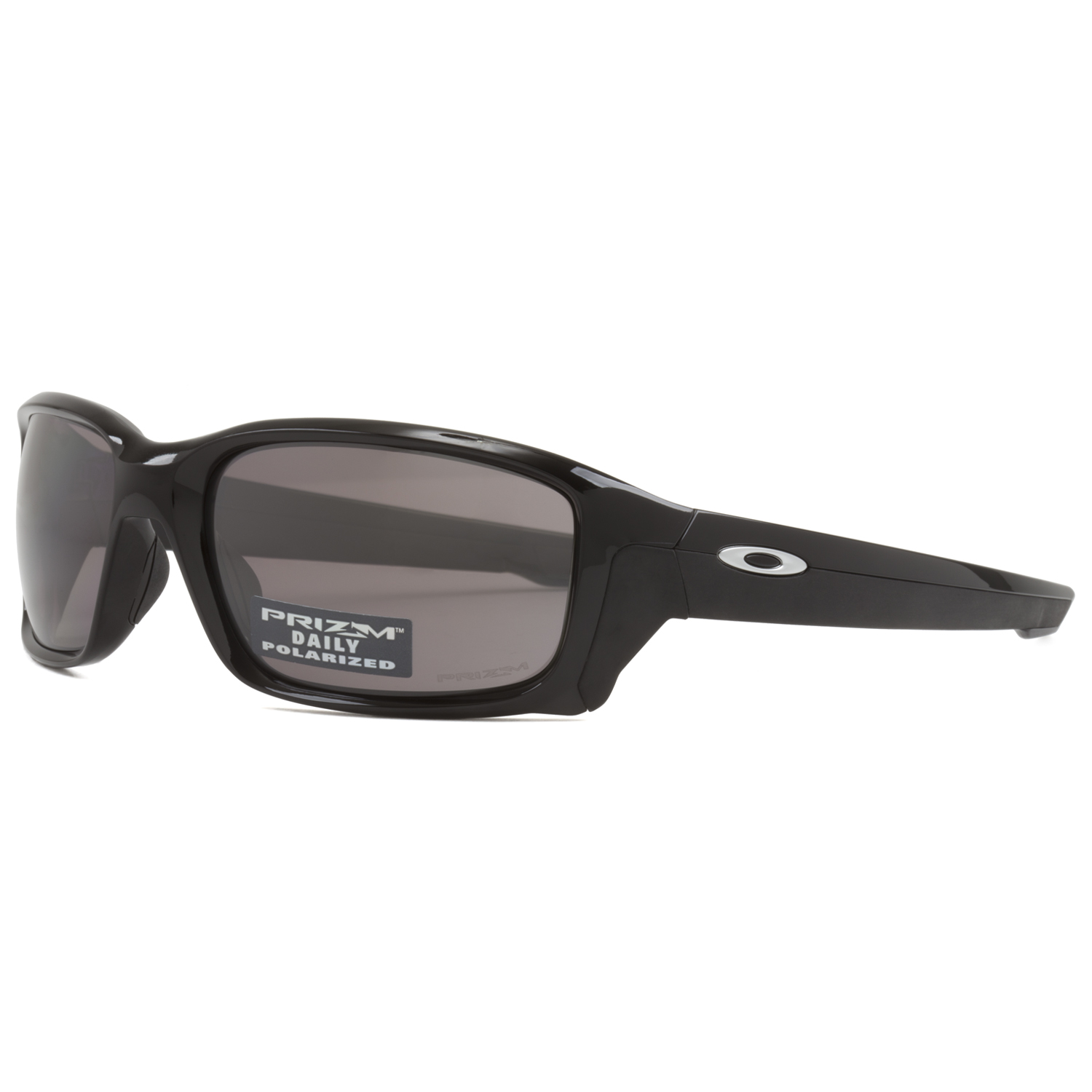 1ed99b0fa1 Details about Oakley Straightlink OO9331-07 Sunglasses Polished Black    Prizm Polar