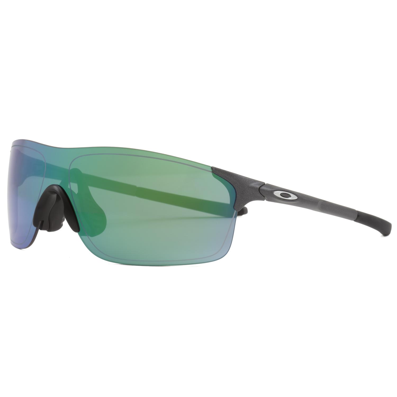 737888520bc Oakley Evzero Pitch Sunglasses OO9383-0338 Steel   Jade Iridium New ...