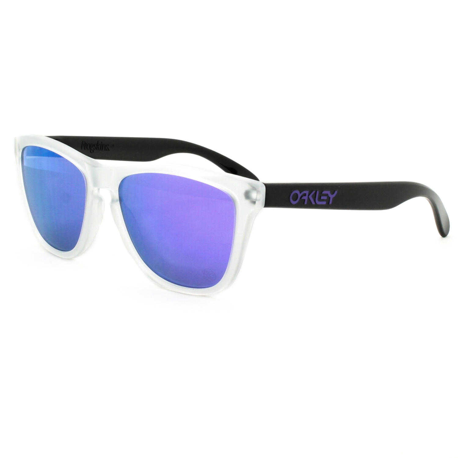 89cfa0be45fcd Lentes Oakley Frogskins Crystal Fire Iridium – Southern California ...