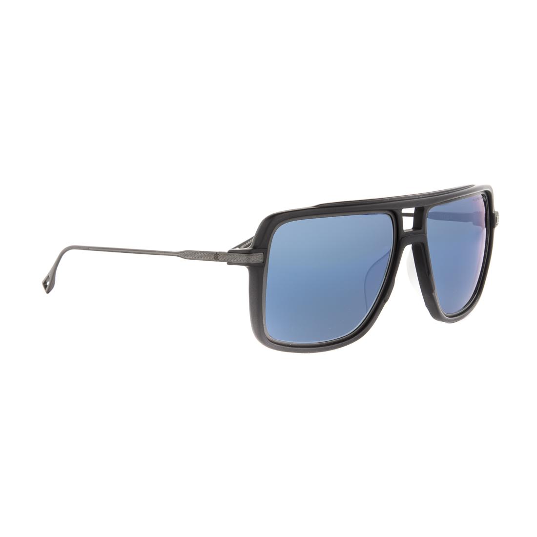 50d737d8d9c NEW Dita Westbound Sunglasses 19015B Matte Black Iron Frame Gray ...