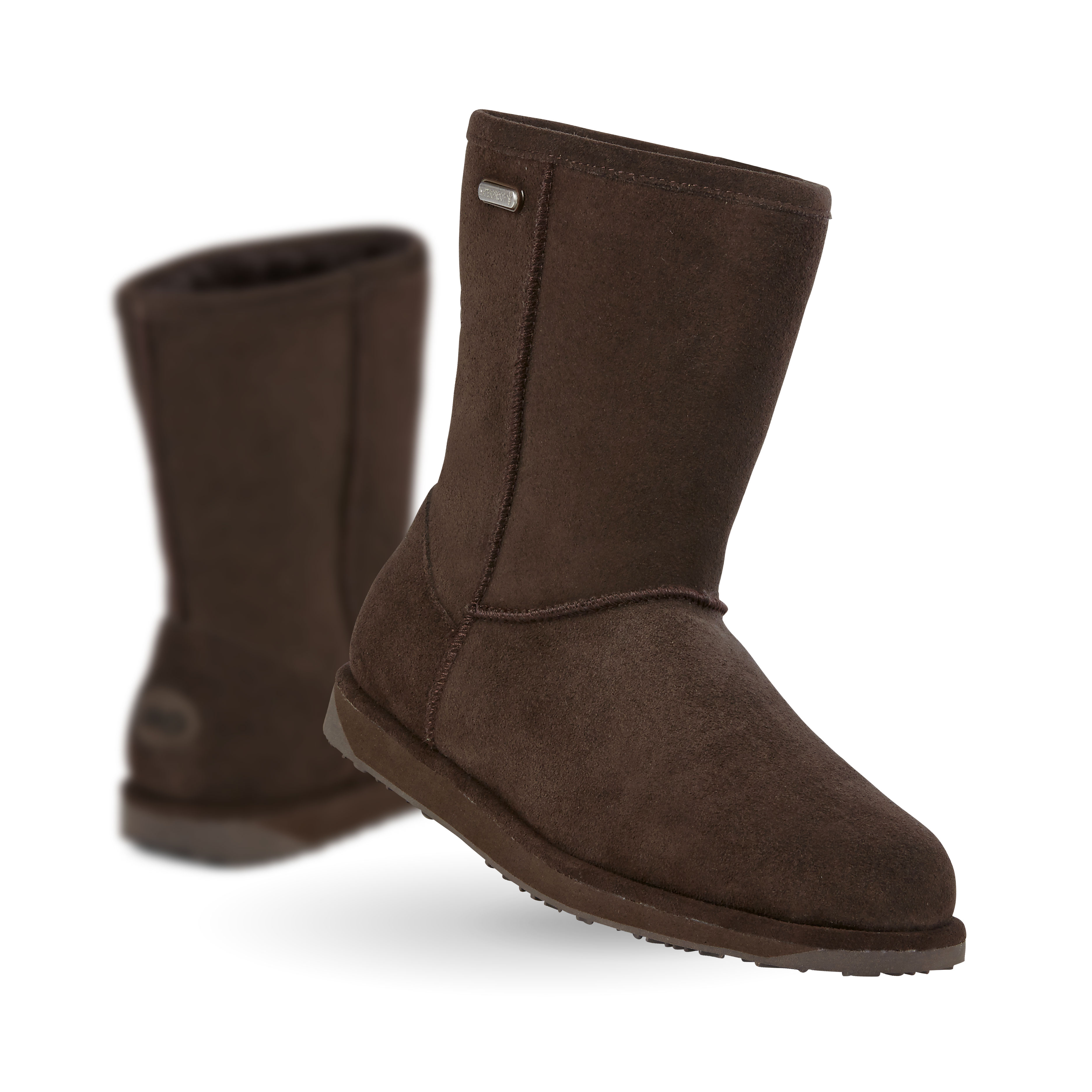 9d8afb743ae Details about EMU Australia Paterson Lo Womens Waterproof Sheepskin Boots
