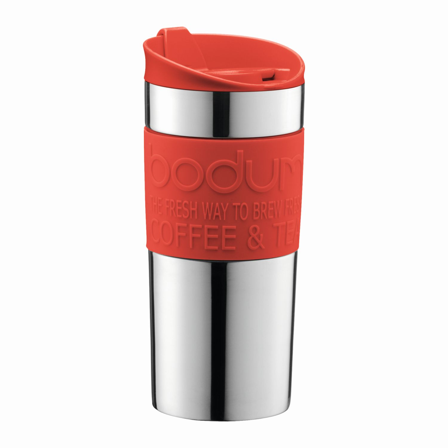 Bodum Travel Mug Red