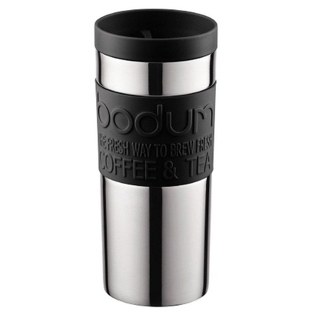 Bodum Travel Mug Vacuum Insulation Spill Proof