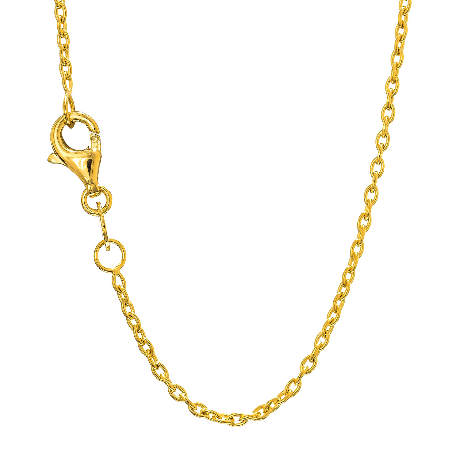 14k-Solid-Gold-1-5mm-Round-Cable-Chain-Necklace-16-034-18-034-20-034
