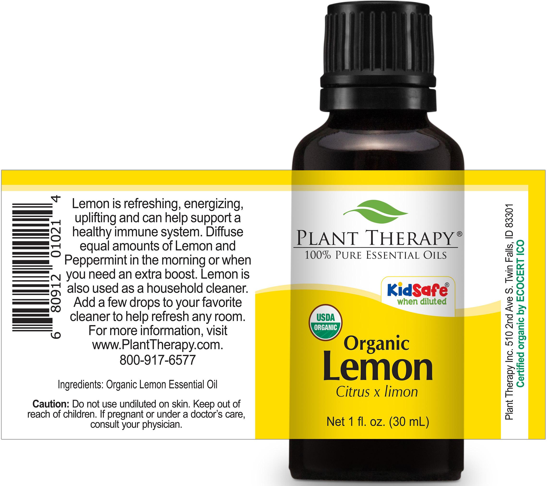 Natural Lemon Oil Cleaner