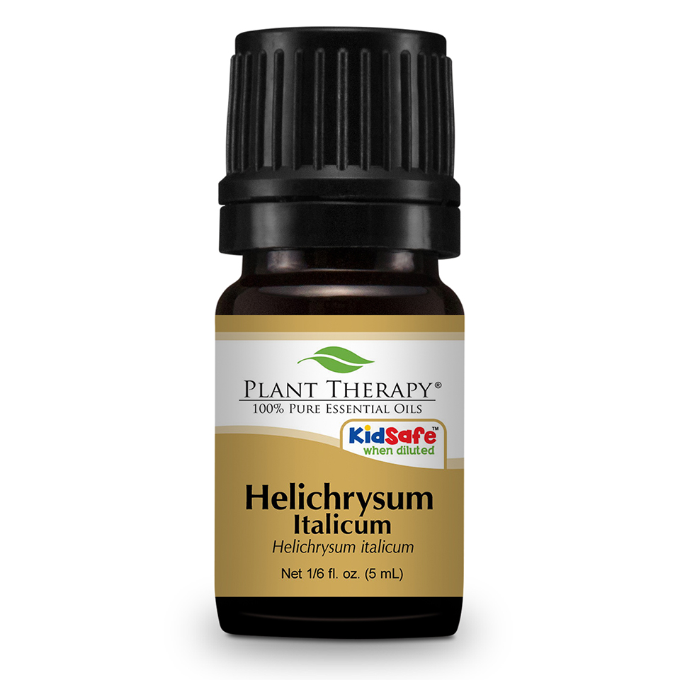 100% Natural Essential Oil 5ml To 1000ml Helichrysum Oil helichrysum Italicum