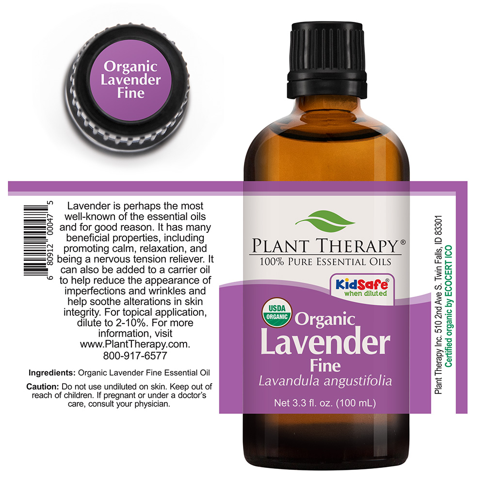 Plant-Therapy-Essential-Oils-Lavender-Fine-Organic-100-Pure-Undiluted thumbnail 9