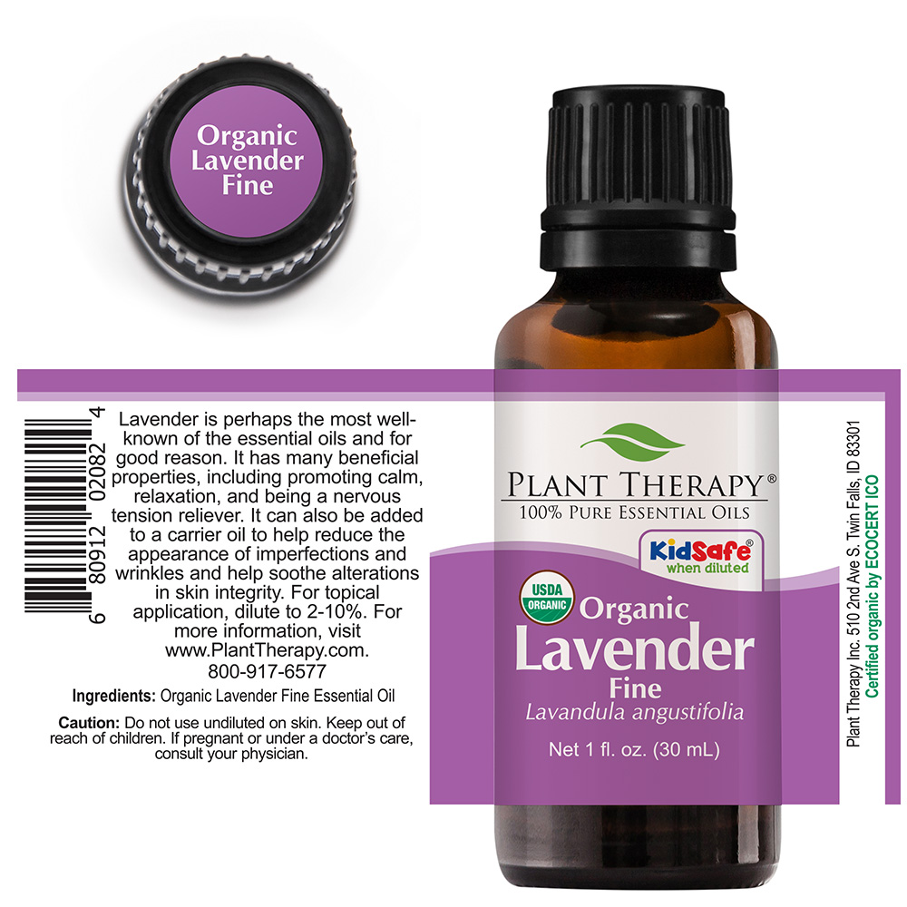 Plant-Therapy-Essential-Oils-Lavender-Fine-Organic-100-Pure-Undiluted thumbnail 13