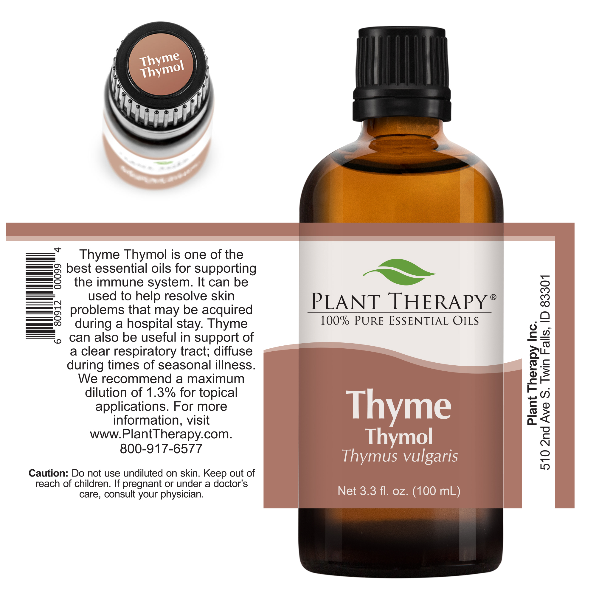 Plant-Therapy-Thyme-Thymol-Essential-Oil-100-Pure-Undiluted thumbnail 11
