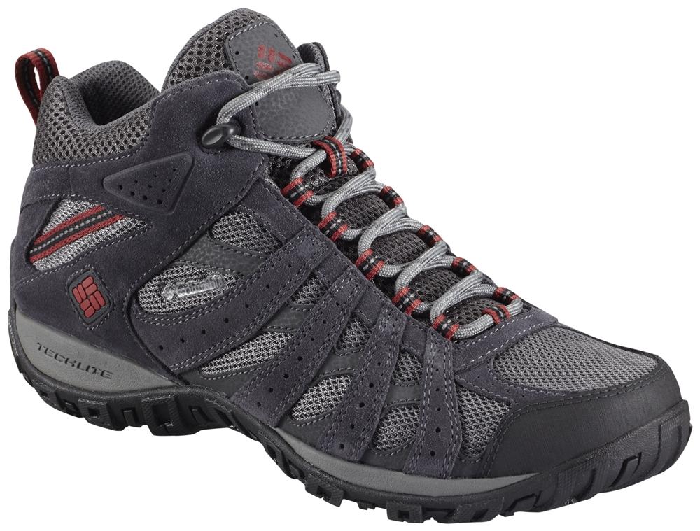 Columbia Men S Redmond Mid Hiking Shoes