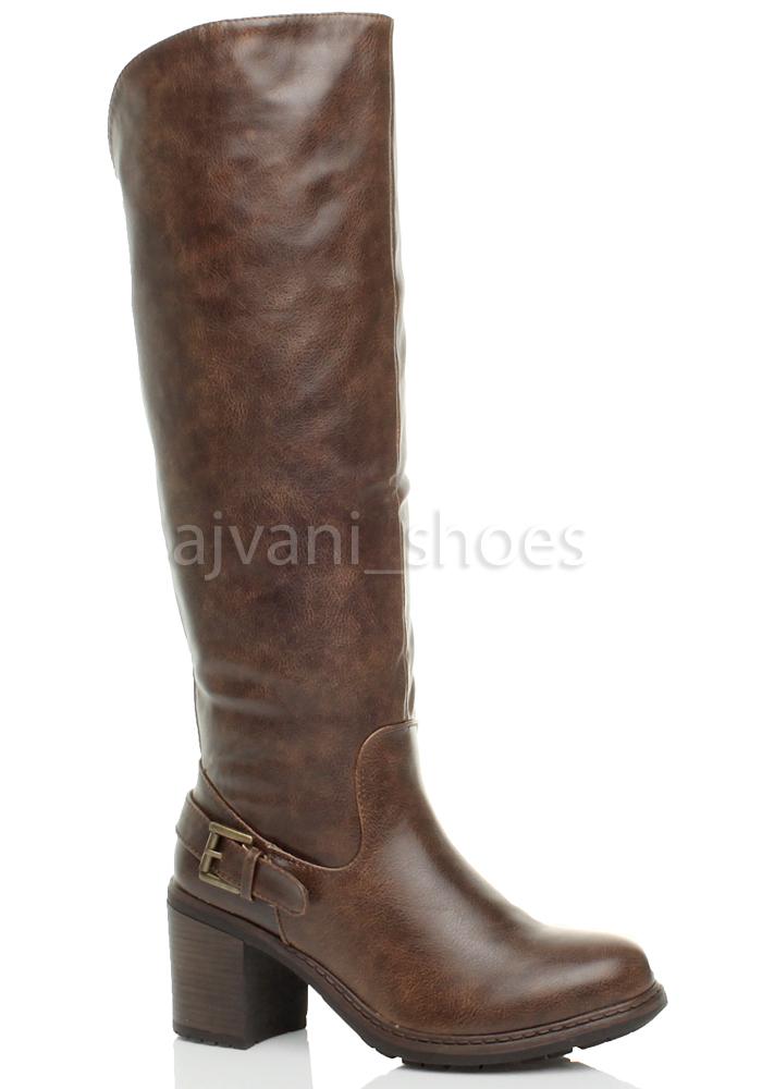 Gefütterte Damen Overknees Metallic Winter Stiefel Leder-Optik Schuhe 149769 Schwarz Avelar 38 Flandell nI5z5