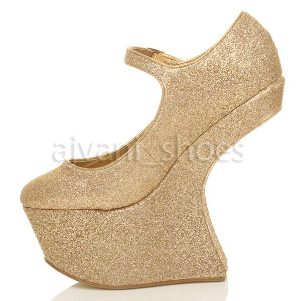 Mujeres-alto-cuna-plataforma-talon-menos-merceditas-escarpines-zapatos-talla