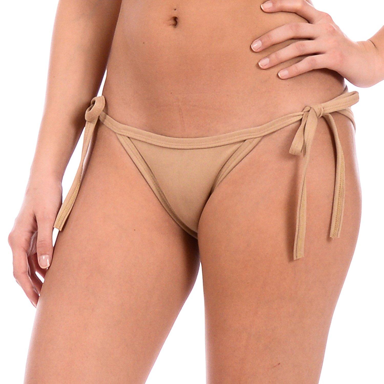 Bikini with brazilian