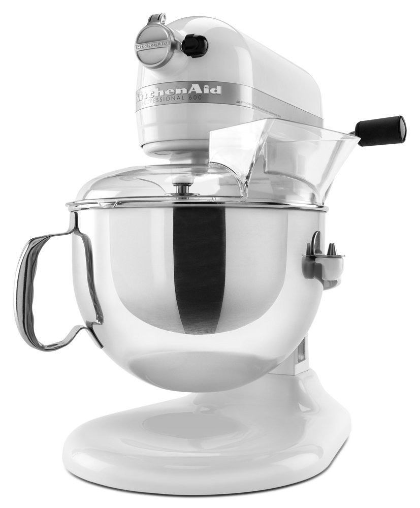 Kitchenaid 6 Quart Stand Mixer And Accessories Variety Of