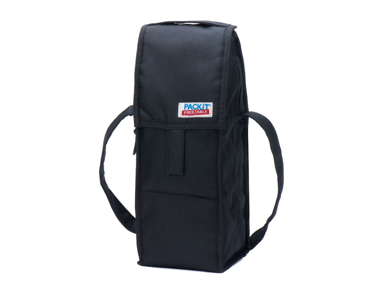 Packit Freezable Wine Cooler Bag With Zip Closure Single