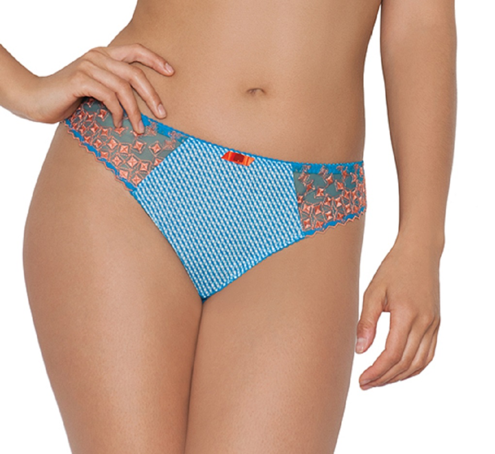 2e26a791e Curvy Kate Women s Cascade CK3602 Pacific Blue Thong NWT Large Sizes  Available