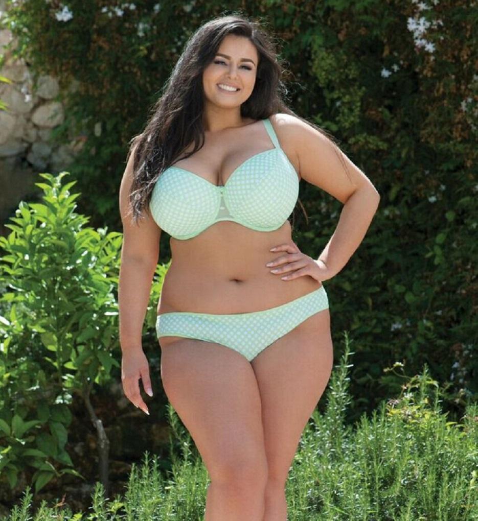 d0c5d05eb87 Curvy Kate Women s Daily Dream CK4505 Apple Dot Brazilian Brief NWT ...