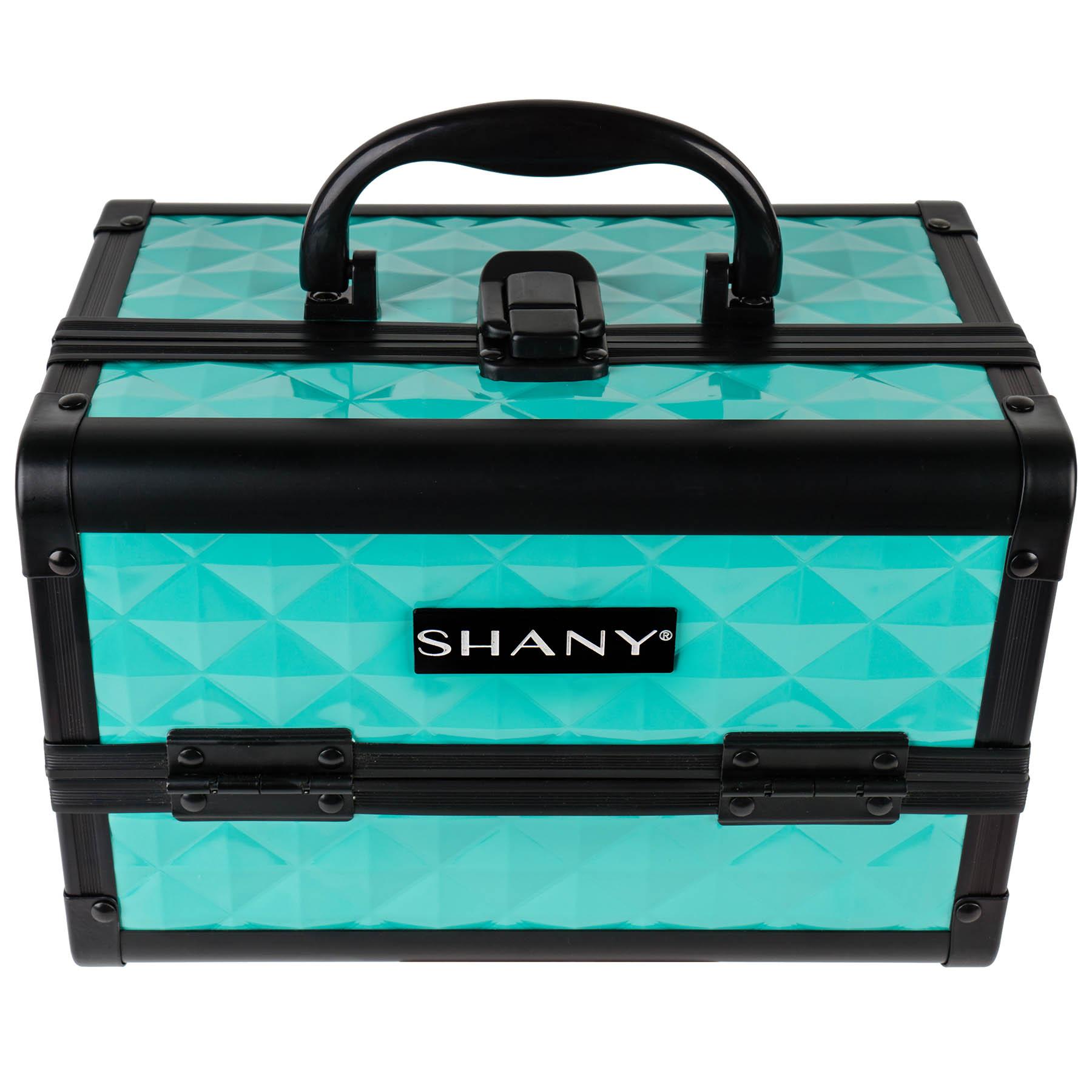 SHANY-Mini-Makeup-Train-Case-With-Mirror miniature 80
