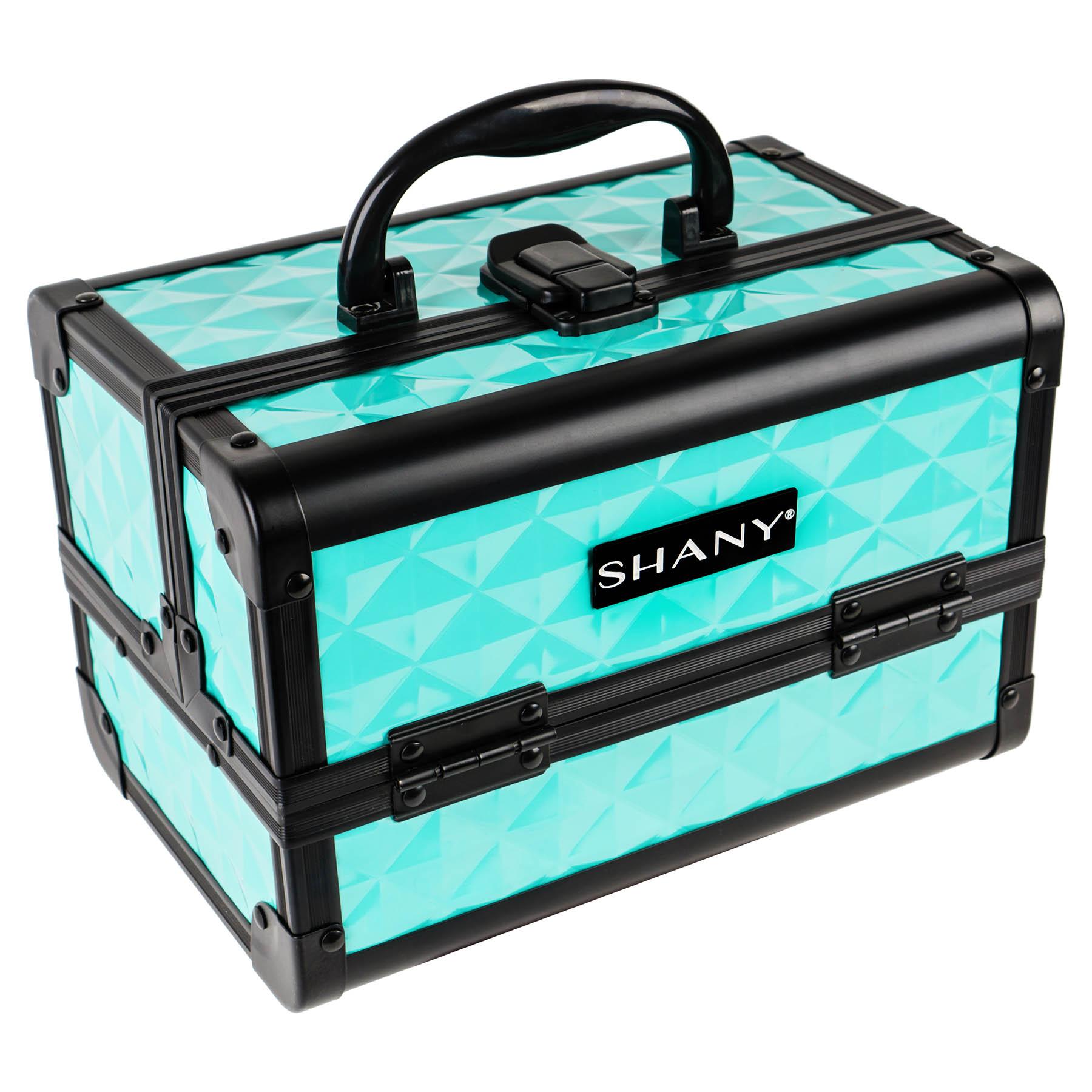 SHANY-Mini-Makeup-Train-Case-With-Mirror miniature 77