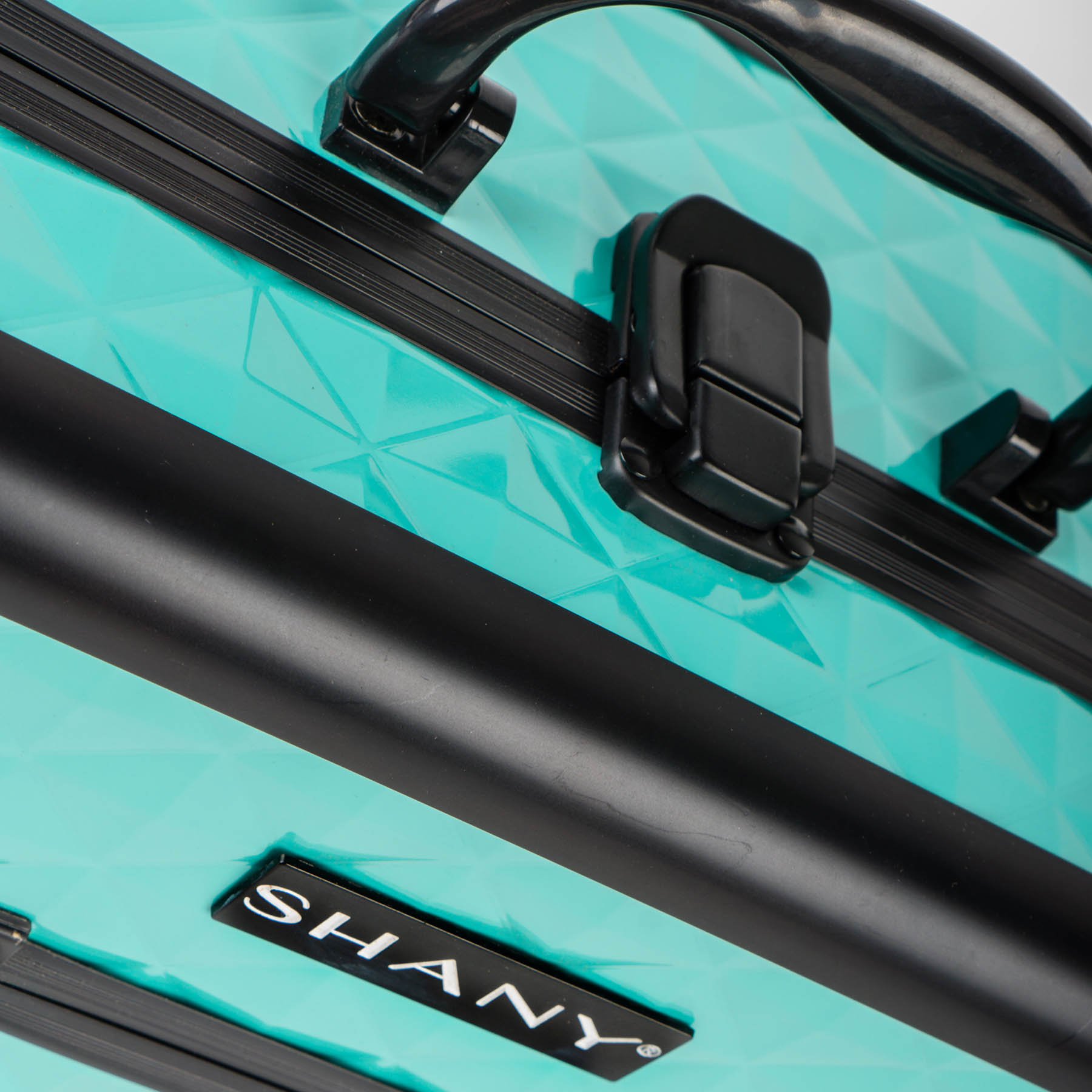 SHANY-Mini-Makeup-Train-Case-With-Mirror miniature 82