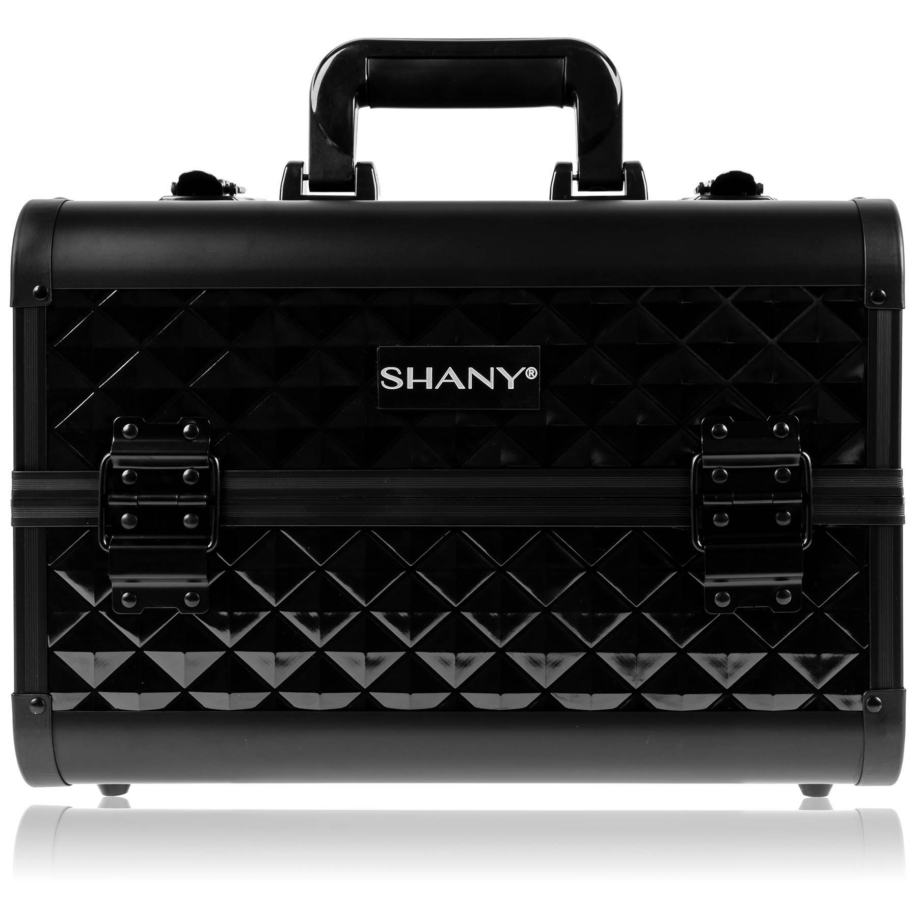 SHANY-Fantasy-Collection-Makeup-Artists-Cosmetics-Train-Case miniature 3