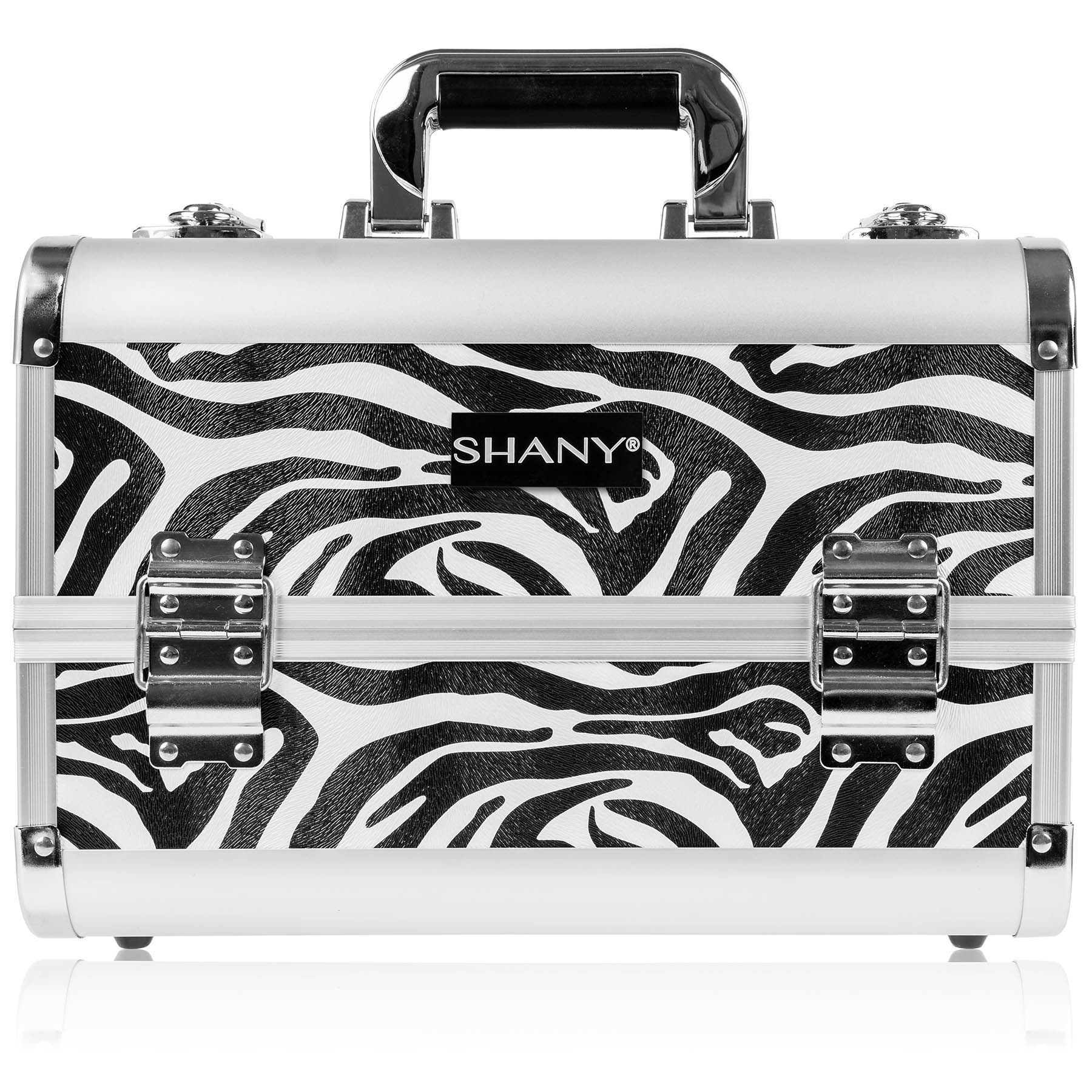 SHANY-Fantasy-Collection-Makeup-Artists-Cosmetics-Train-Case miniature 72