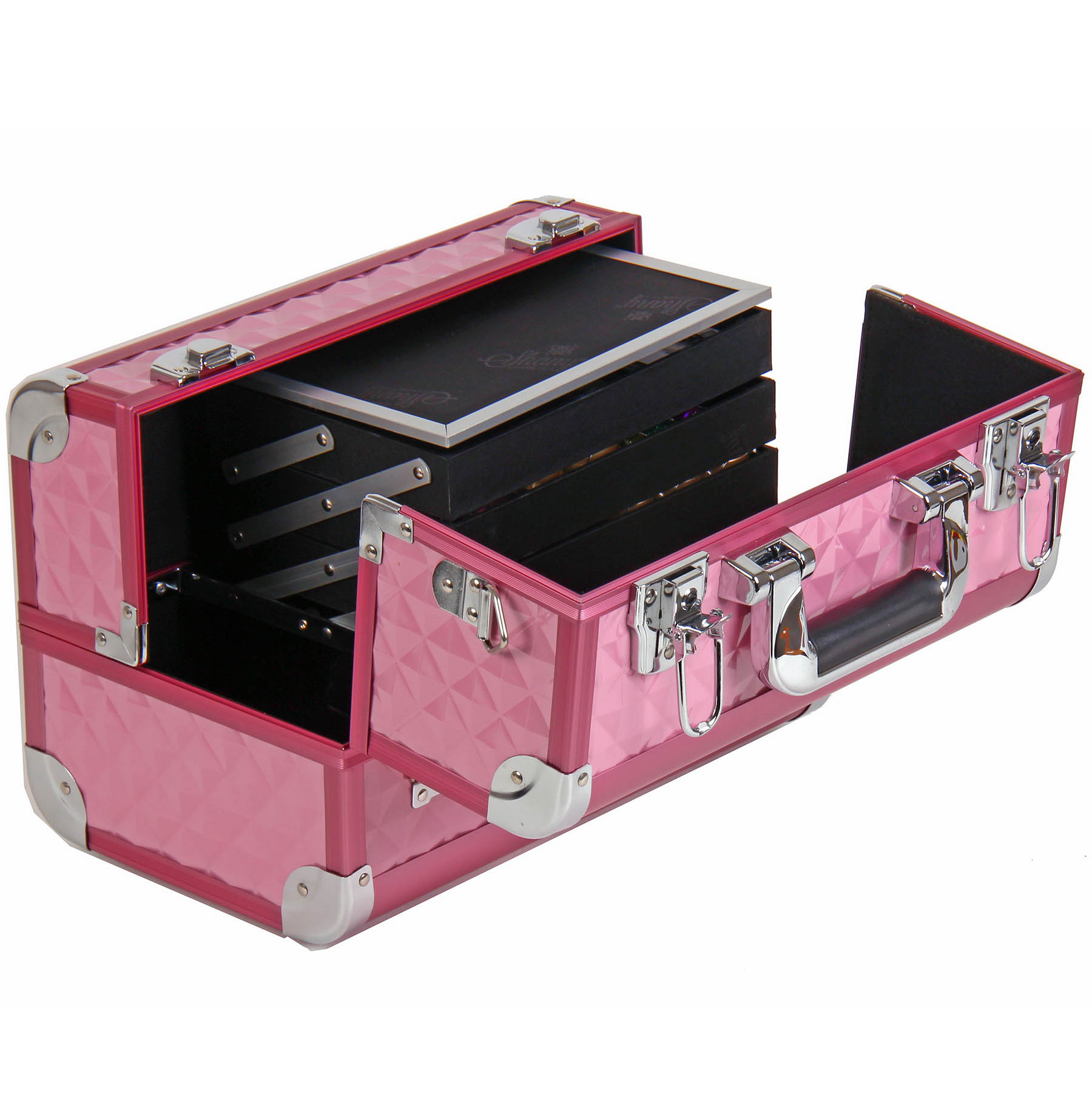 SHANY-Fantasy-Collection-Makeup-Artists-Cosmetics-Train-Case miniature 41