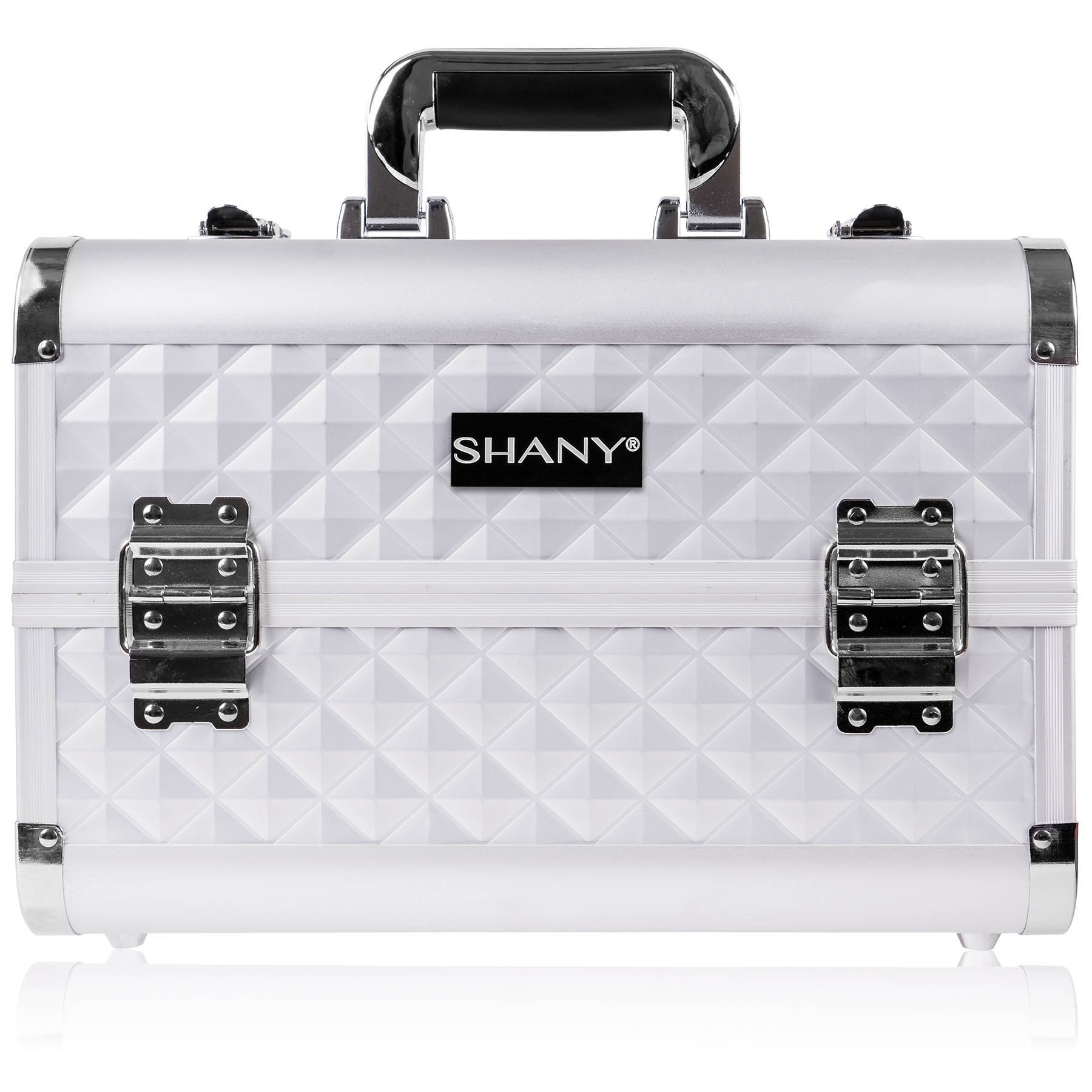 SHANY-Fantasy-Collection-Makeup-Artists-Cosmetics-Train-Case miniature 58
