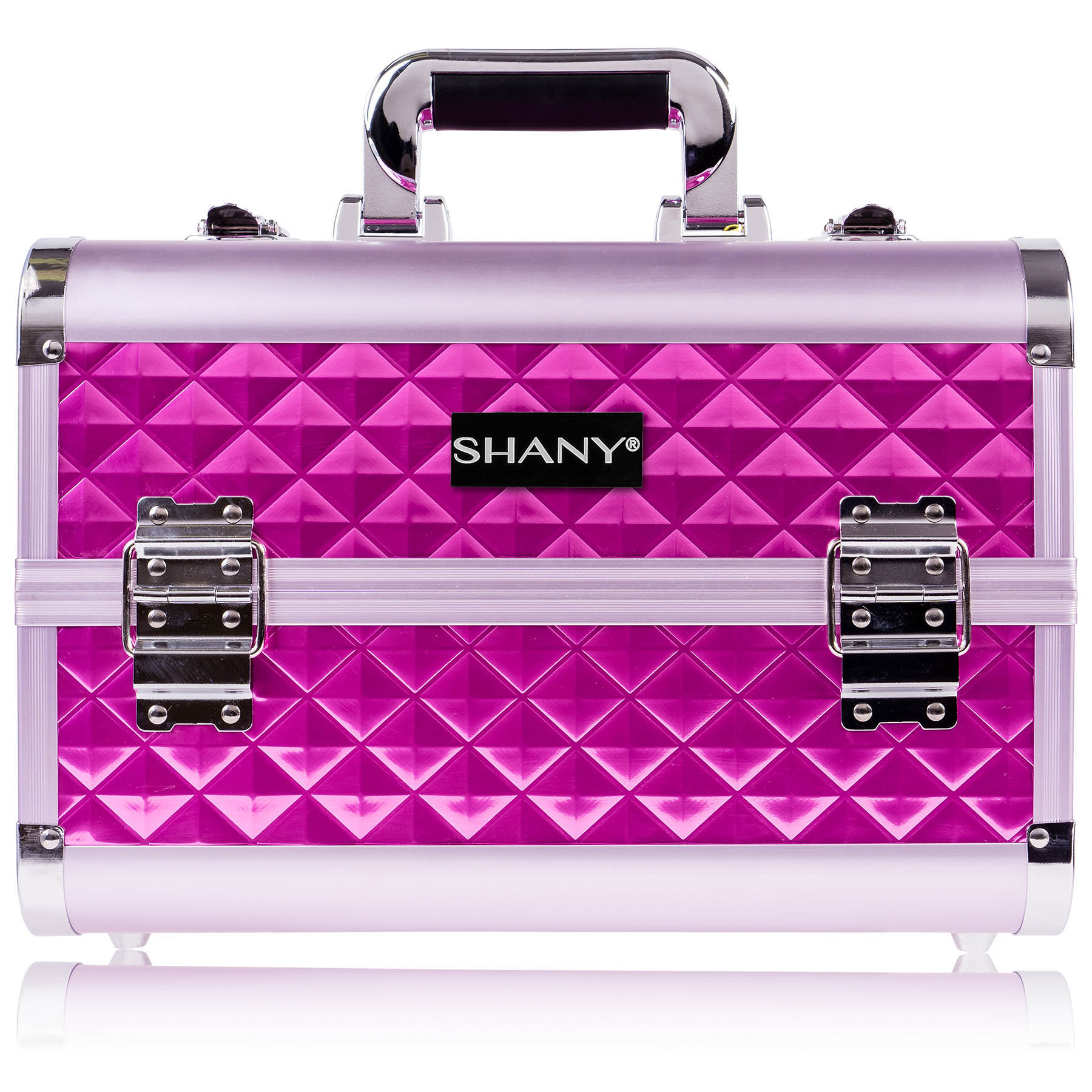 SHANY-Fantasy-Collection-Makeup-Artists-Cosmetics-Train-Case miniature 44