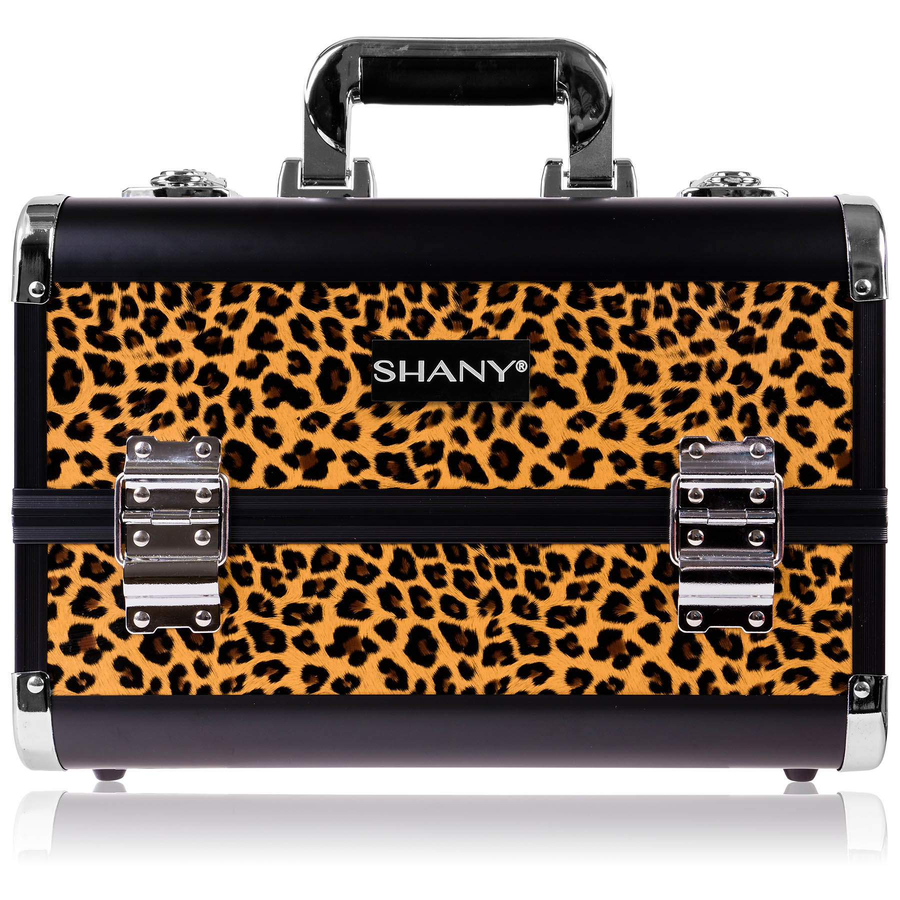 SHANY-Fantasy-Collection-Makeup-Artists-Cosmetics-Train-Case miniature 22
