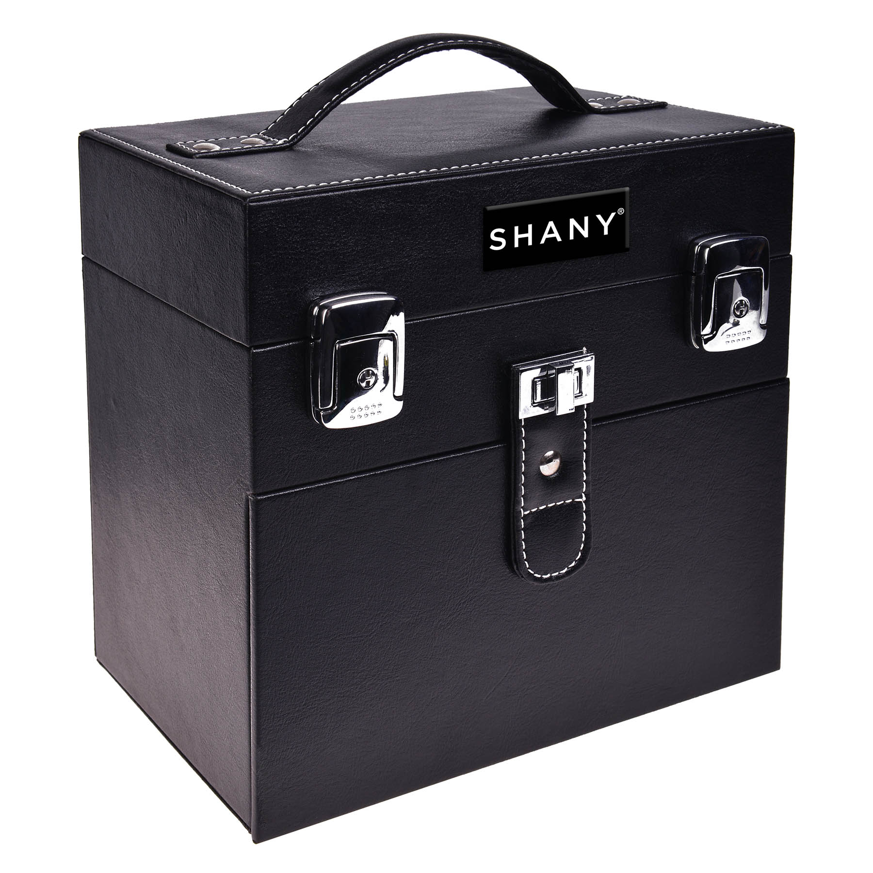 SHANY-Color-Matters-Nail-Accessories-Organizer-and-Makeup-Train-Case miniature 32