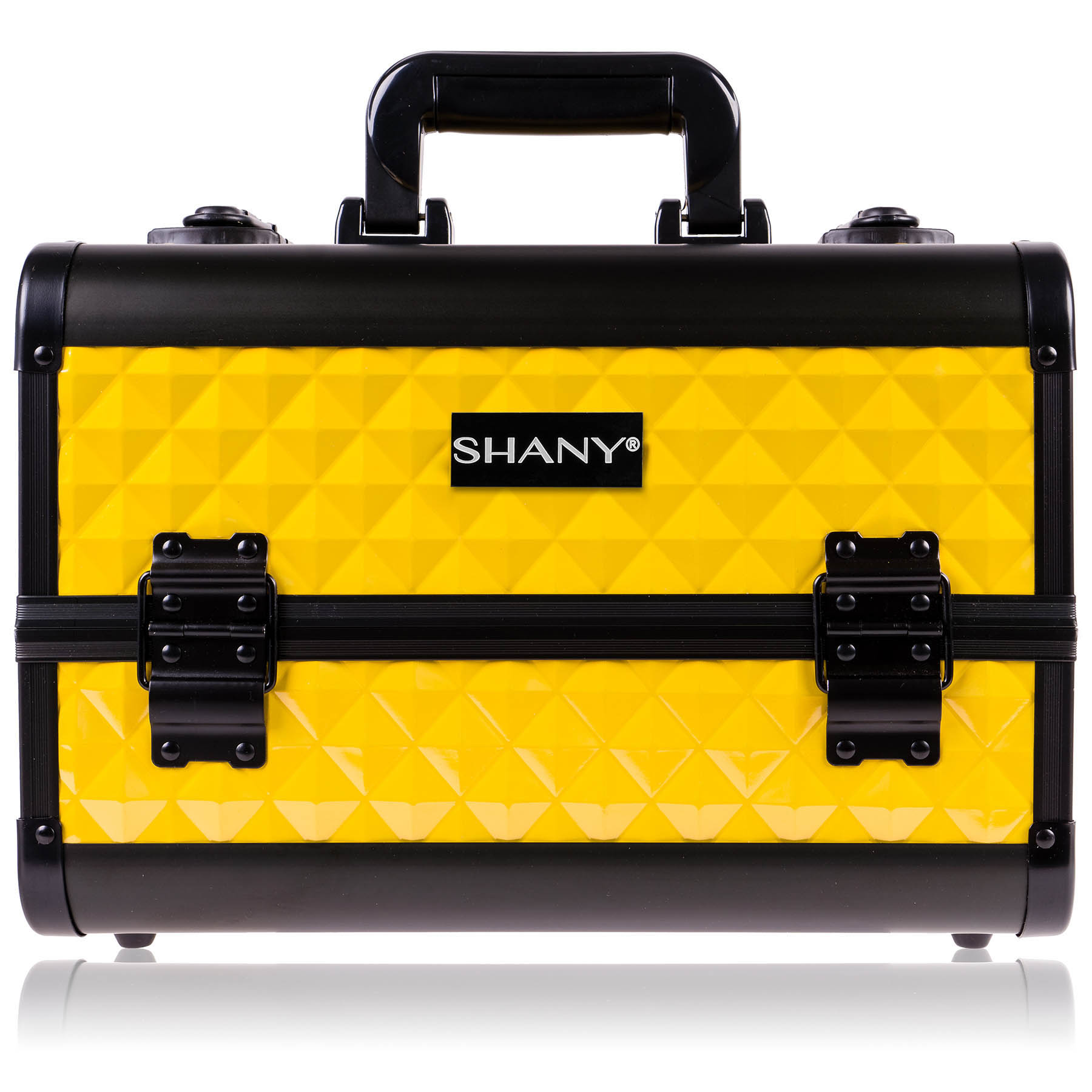 SHANY-Fantasy-Collection-Makeup-Artists-Cosmetics-Train-Case miniature 30