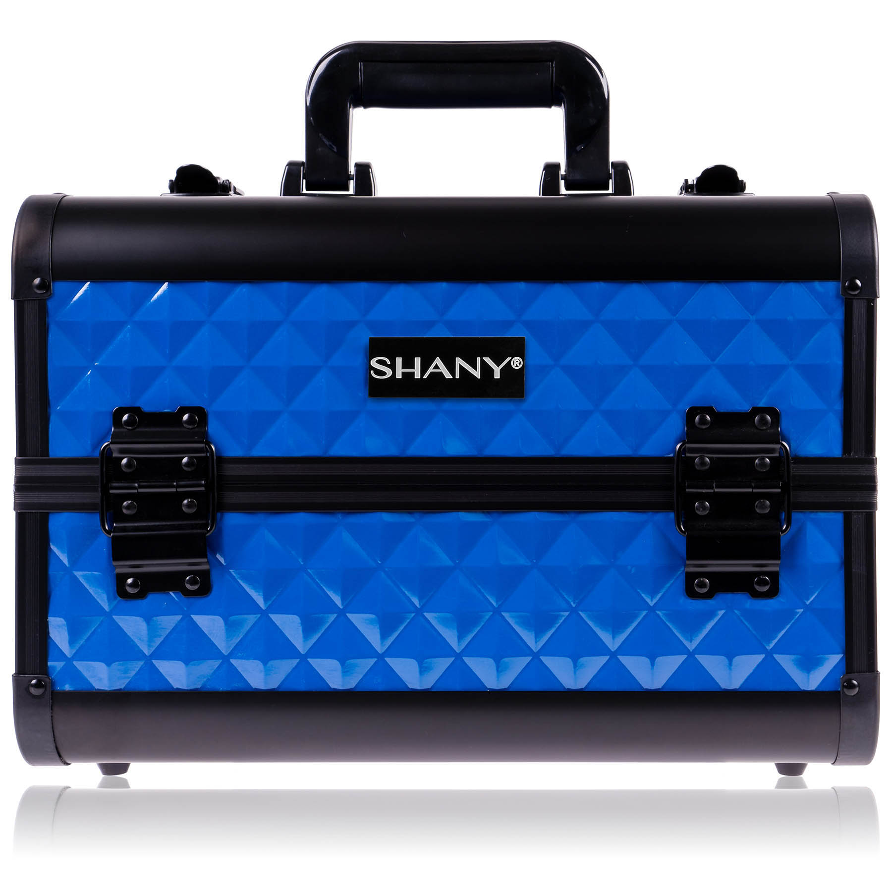 SHANY-Fantasy-Collection-Makeup-Artists-Cosmetics-Train-Case miniature 15