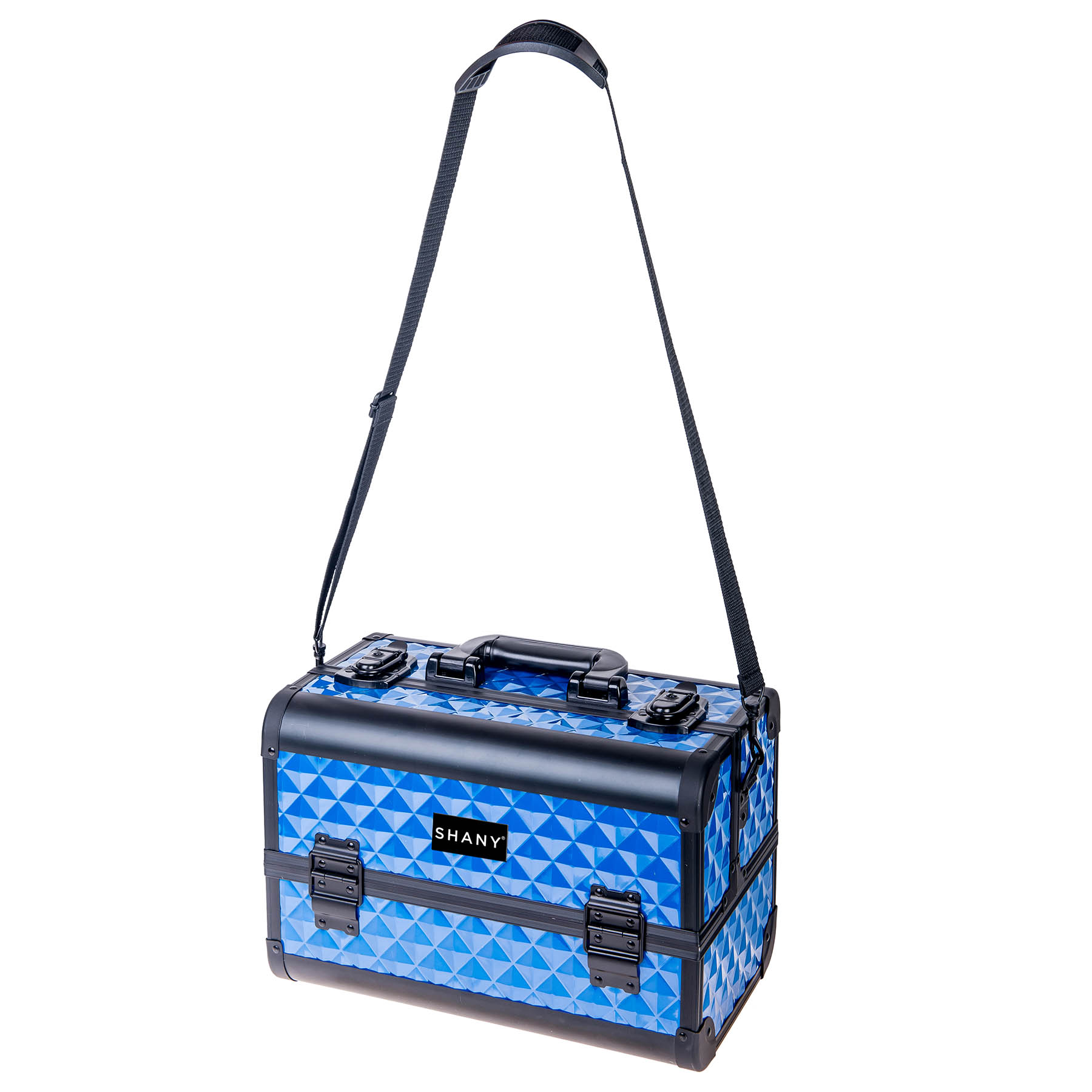 SHANY-Fantasy-Collection-Makeup-Artists-Cosmetics-Train-Case miniature 19