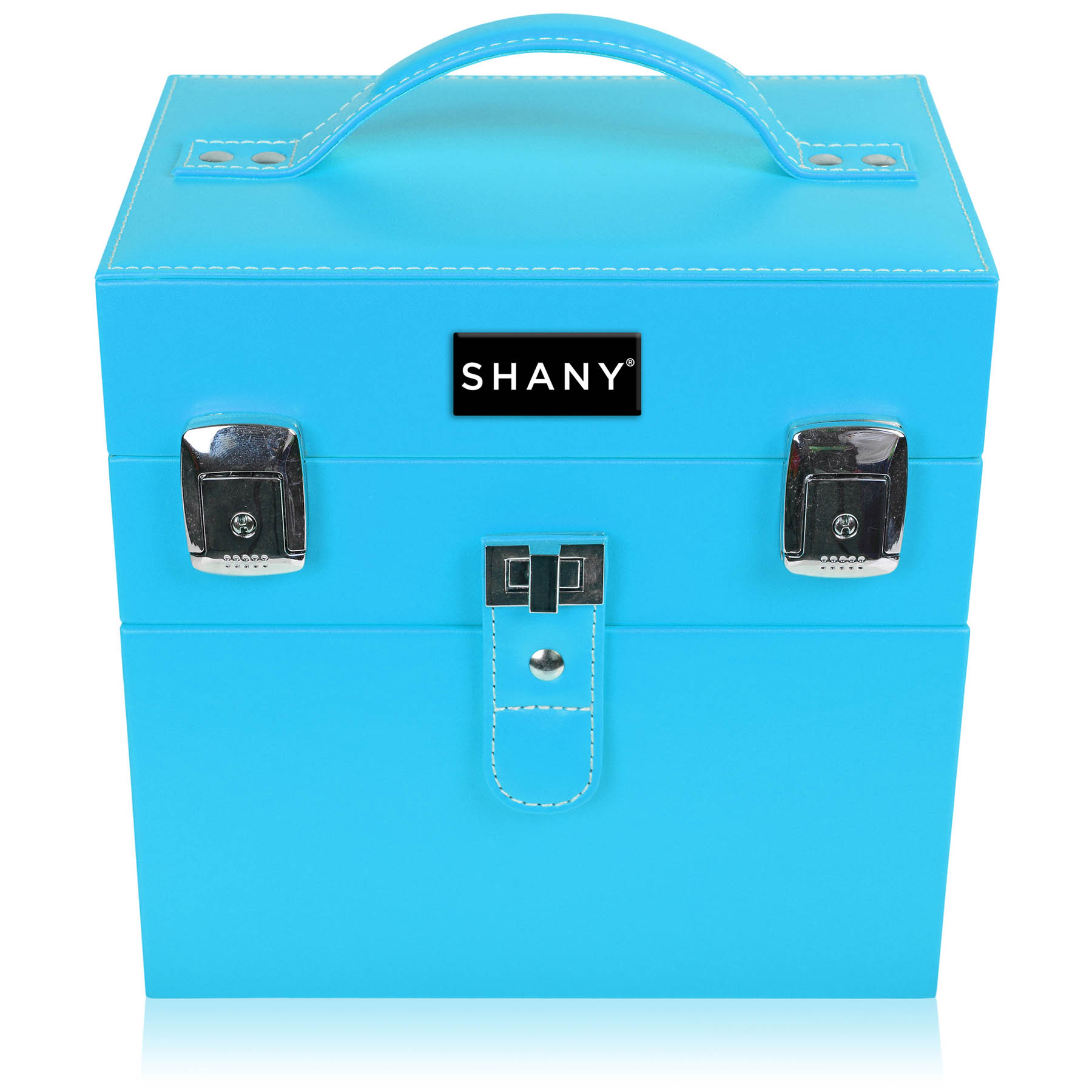 SHANY-Color-Matters-Nail-Accessories-Organizer-and-Makeup-Train-Case miniature 63