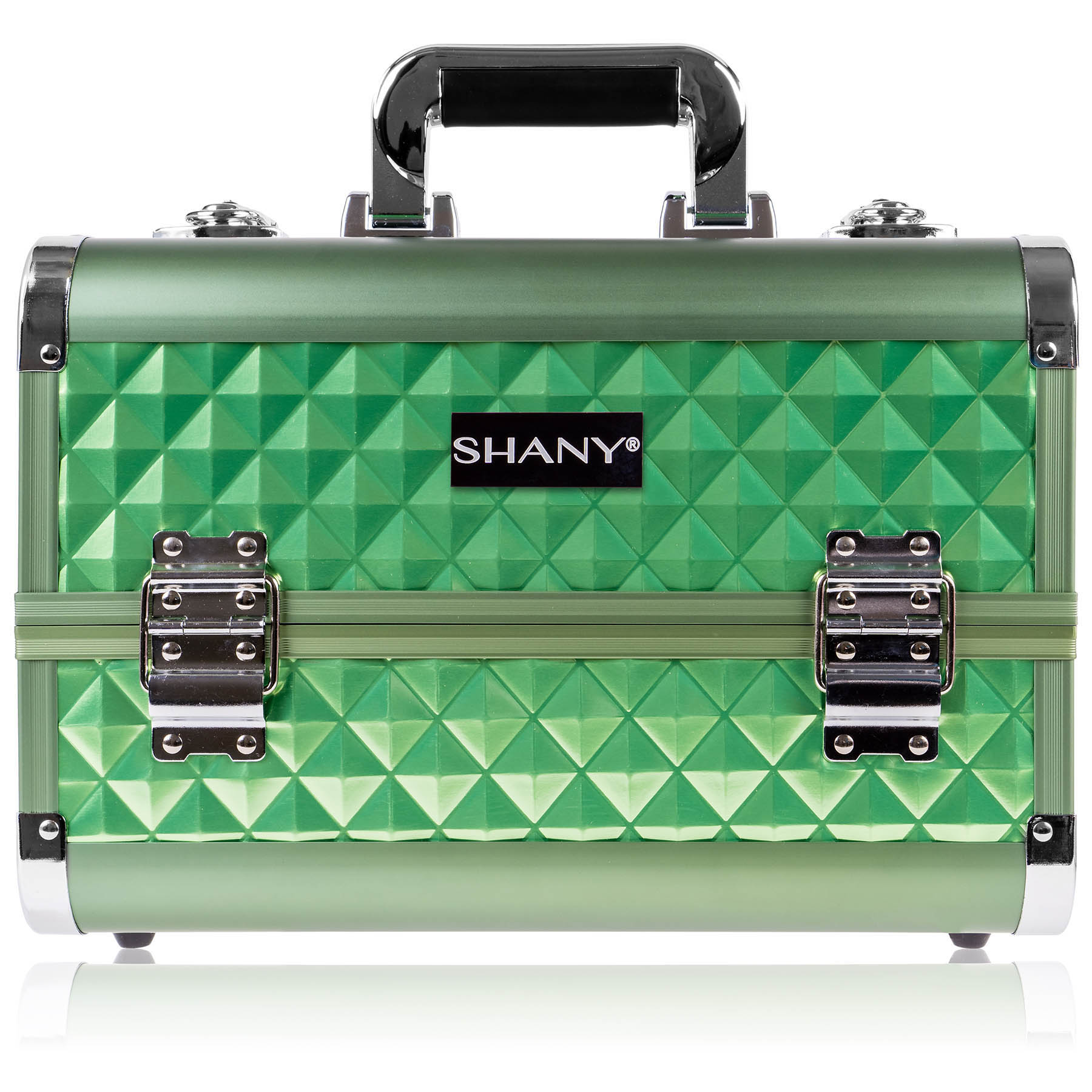 SHANY-Fantasy-Collection-Makeup-Artists-Cosmetics-Train-Case miniature 50