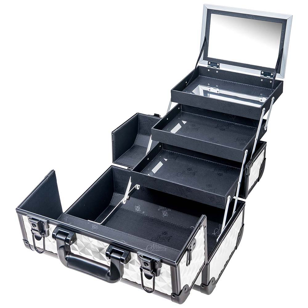 SHANY-Fantasy-Collection-Makeup-Artists-Cosmetics-Train-Case miniature 67
