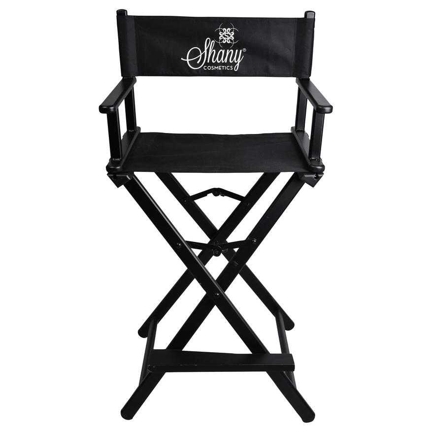 SHANY Studio Director Chair   Makeup Artists Chair   Black