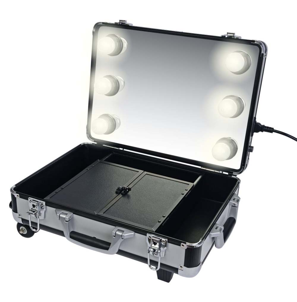 SHANY-Mini-Studio-ToGo-Makeup-Case-with-Lights thumbnail