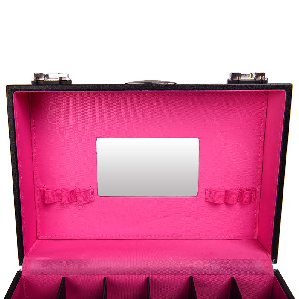 SHANY-Color-Matters-Nail-Accessories-Organizer-and-Makeup-Train-Case miniature 35
